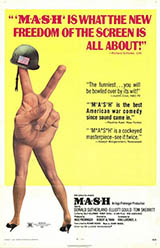 M.A.S.H. Movie Poster