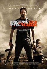 Machine Gun Preacher Movie Poster