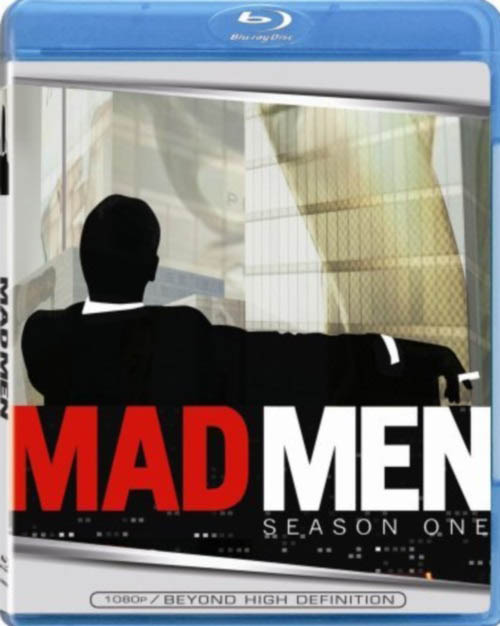 Mad Men: The Complete First Season Large Poster