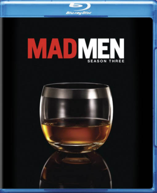 Mad Men: The Complete Third Season Large Poster