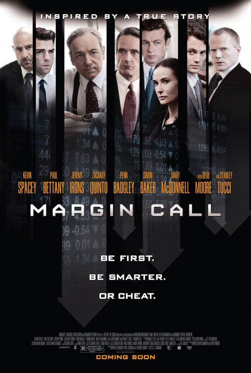 Margin Call Large Poster