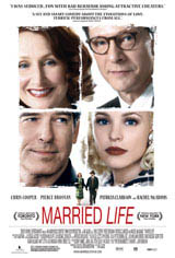Married Life Movie Poster