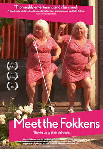 Meet the Fokkens Large Poster