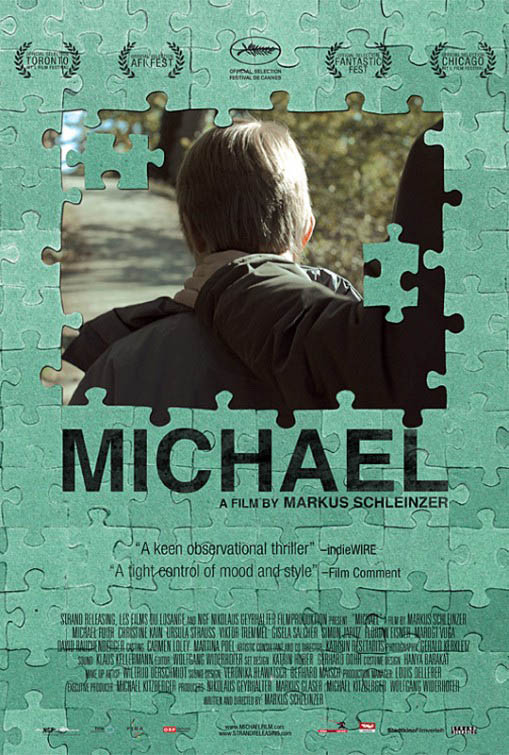 Michael Large Poster