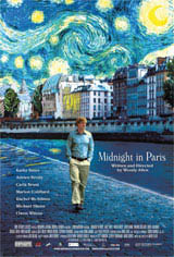 Midnight in Paris Movie Poster