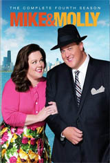 Mike & Molly: The Complete Fourth Season Movie Poster