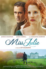 Miss Julie Movie Poster
