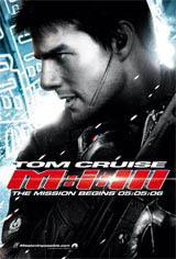 Mission: Impossible III Movie Poster