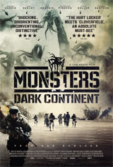 Monsters: Dark Continent Movie Poster