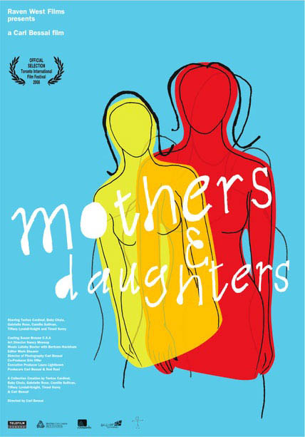 Mothers & Daughters Large Poster