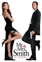 Mr. & Mrs. Smith Movie Poster