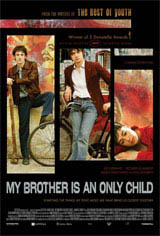 My Brother is an Only Child Movie Poster