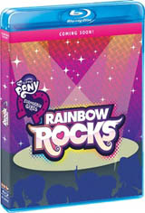 My Little Pony Equestria Girls: Rainbow Rocks Movie Poster