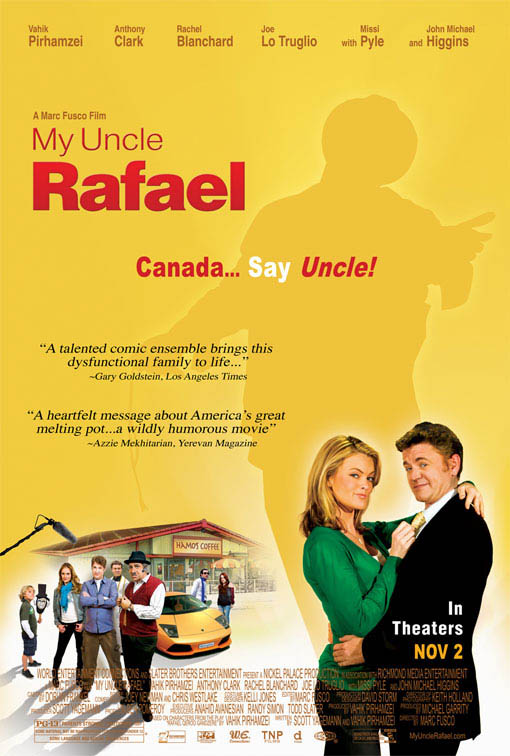 My Uncle Rafael Large Poster