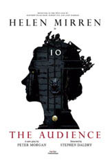 National Theatre Live: The Audience Poster
