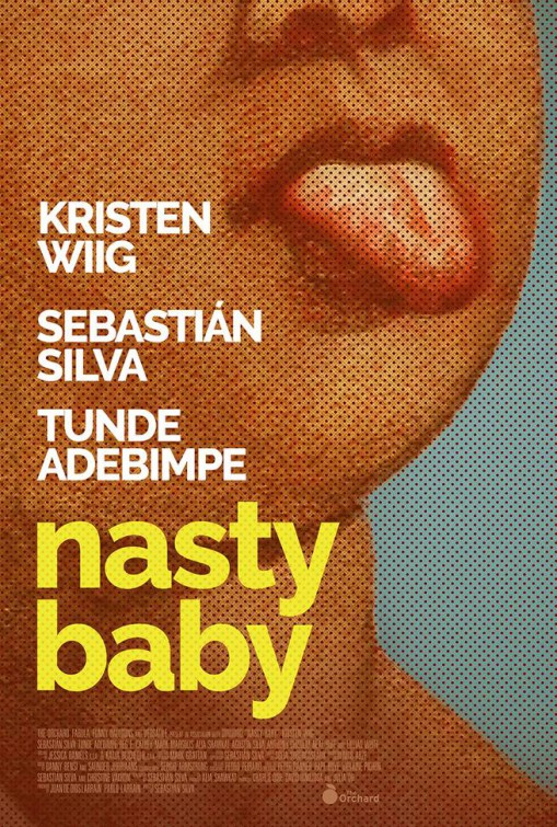 Nasty Baby Large Poster