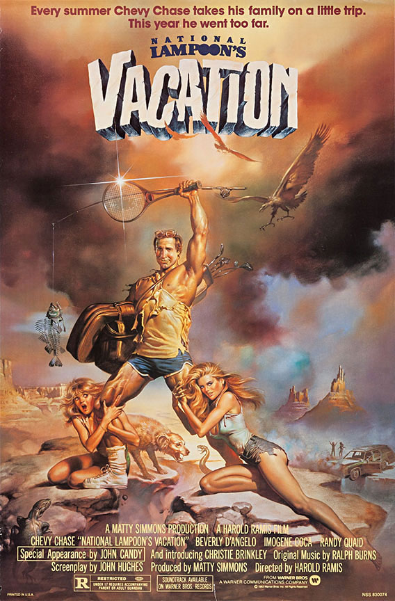 National Lampoon's Vacation Large Poster