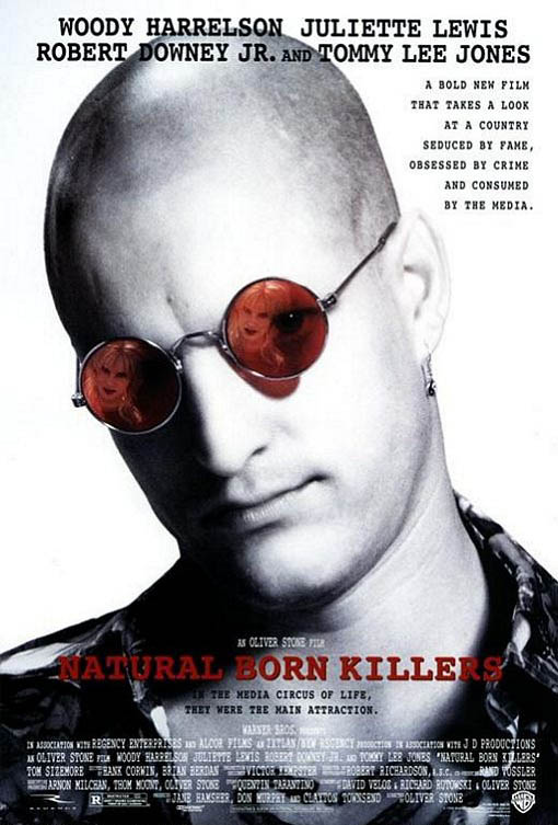 Natural Born Killers Large Poster