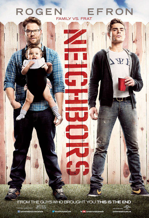 Neighbors Large Poster
