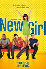 New Girl: The Complete First Season Movie Poster