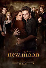 The Twilight Saga: New Moon Movie Poster