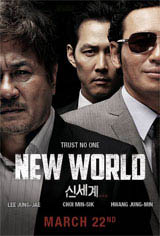 New World Movie Poster