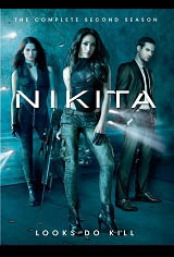 Nikita: The Complete Second Season Movie Poster
