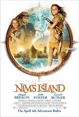 Nim's Island Movie Poster
