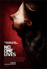 No One Lives Movie Poster