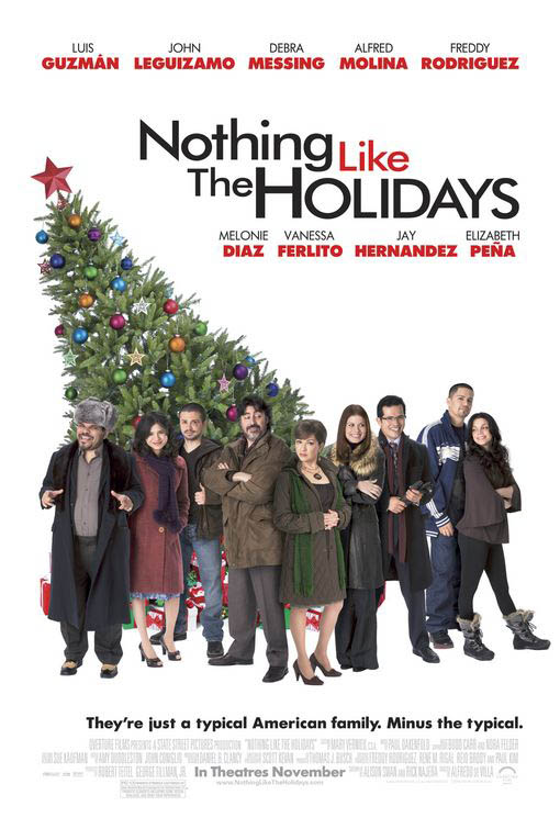 Nothing Like the Holidays Large Poster