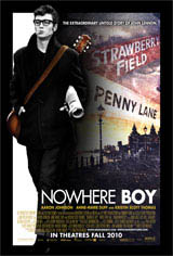 Nowhere Boy Movie Poster