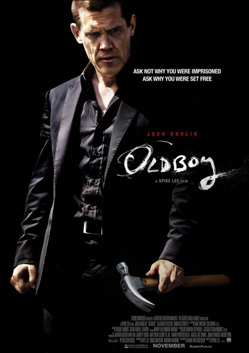 Oldboy Large Poster