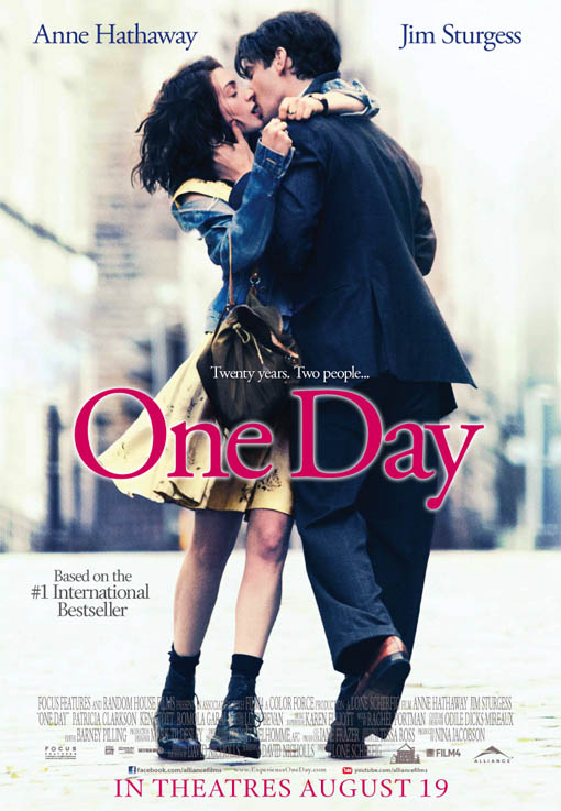 One Day Large Poster