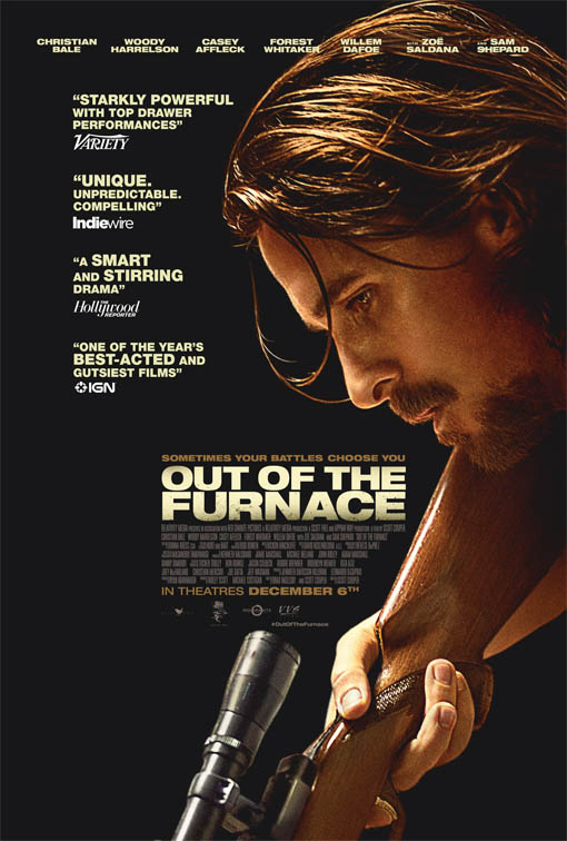 Out of the Furnace Large Poster