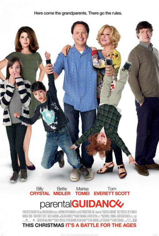 Parental Guidance Large Poster