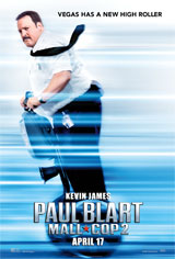 Paul Blart: Mall Cop 2 Movie Poster