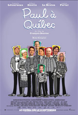 Paul in Quebec Movie Poster