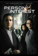 Person of Interest: The Complete First Season Movie Poster