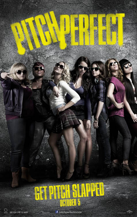 Pitch Perfect Large Poster