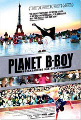 Planet B-Boy Movie Poster