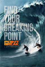 Point Break Movie Poster