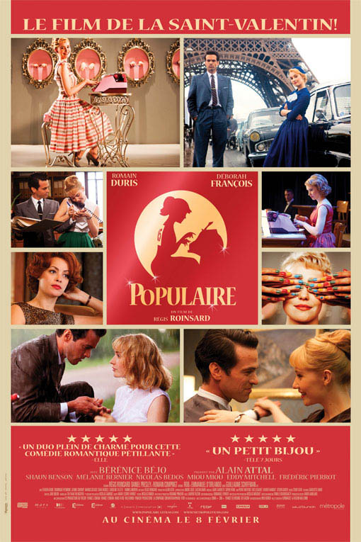 Populaire Large Poster