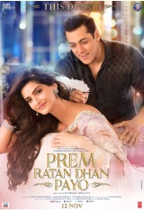 Prem Ratan Dhan Payo Movie Poster