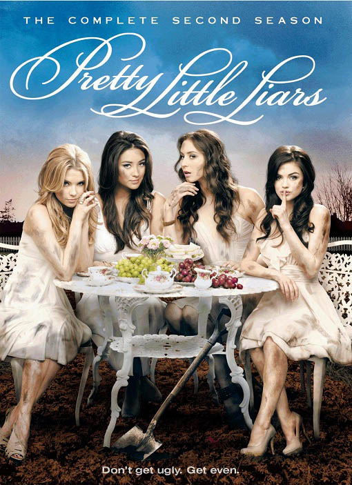 Pretty Little Liars: The Complete Second Season Large Poster