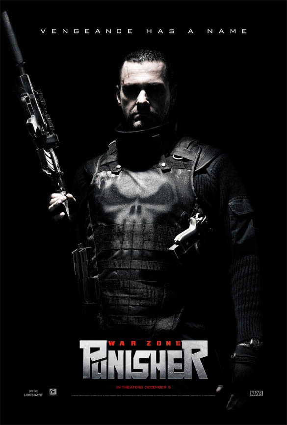 Punisher: War Zone Large Poster