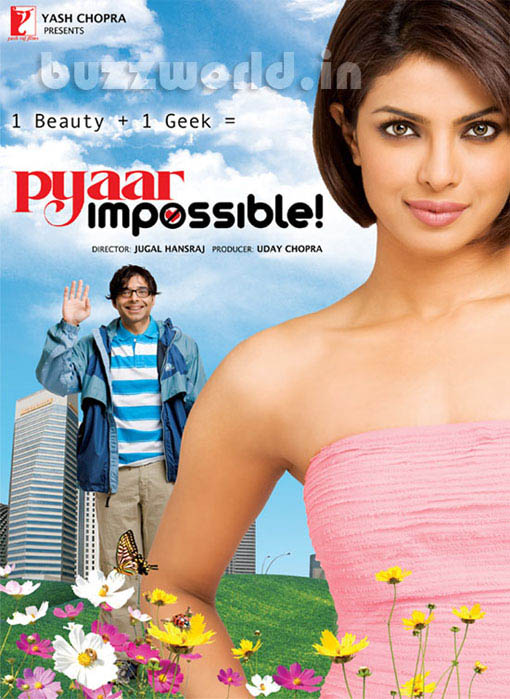 Pyaar Impossible (Hindi) Large Poster
