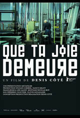 Que ta joie demeure Movie Poster