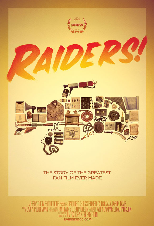 Raiders! The Story of the Greatest Fan Film Ever Made Large Poster