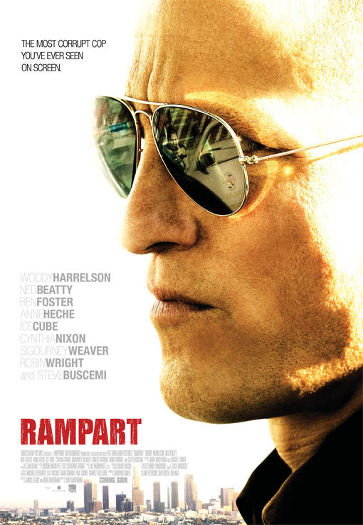 Rampart Large Poster