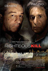 Righteous Kill Movie Poster
